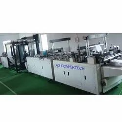 Automatic Non Woven Bag Making Machines