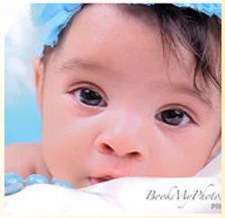 Baby Portrait Photography Service