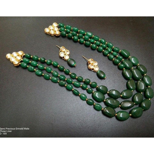 set untitled rs earring kirari bead proddetail green jewlry at necklace