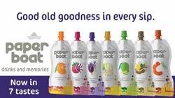 Paper Boat Fruit Drinks, 1000 ml