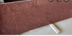 Polished Ruby Red Granite, Thickness: 15-20 mm
