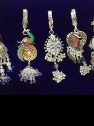 Bombay Fancy A.D Guchha Juda Keyring