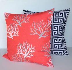 Screen Print Pillow Covers