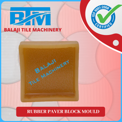 Rubber Paver Block Mould