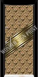 Printed Design Door Skin Paper