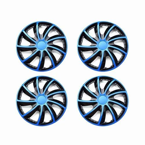 "4 x Wheel Trims Strat Hub Caps 14/"" Covers fits Smart ForTwo"