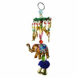 Meena Elephant Jhumar hanging