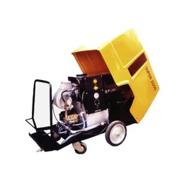 UT Pumps Manufacturing Industry Water Jet Cleaning Machine, For Industrial, 415 V