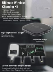 Electric Ultimate Wireless Charging kit