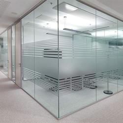 Multicolor Toughened Glass