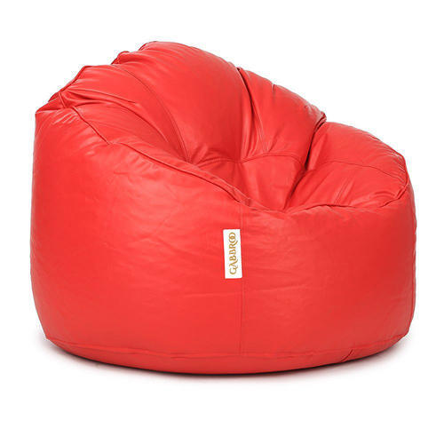 Muddha Sofa Bean Bag Red Cover