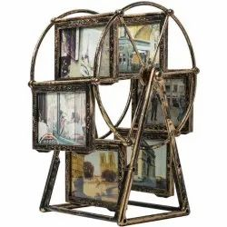 Urbancart Windmill Table Top Photo Frame/Rotating Ferris Wheel Picture Frame/Picture Holder (Small)