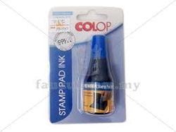 Colop Stamp Pad Ink Blue 25 ML