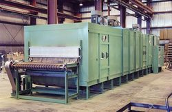 Oven Conveyor System