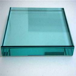 Transparent Toughened Safety Glass