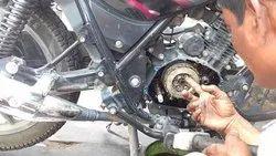 Bajaj Bikes Clutch Brake Part