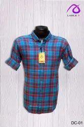 cotton checks shirts