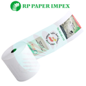 Pre Printed Thermal Rolls (Logo, Instructions, T&C) 80 mm 3 inch Customized, High Quality
