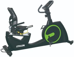 ALSCR-24 Semi Commercial Recumbent Bike