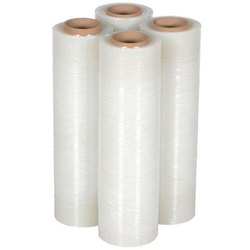 White Packaging Roll, Size: 9mm, 12mm