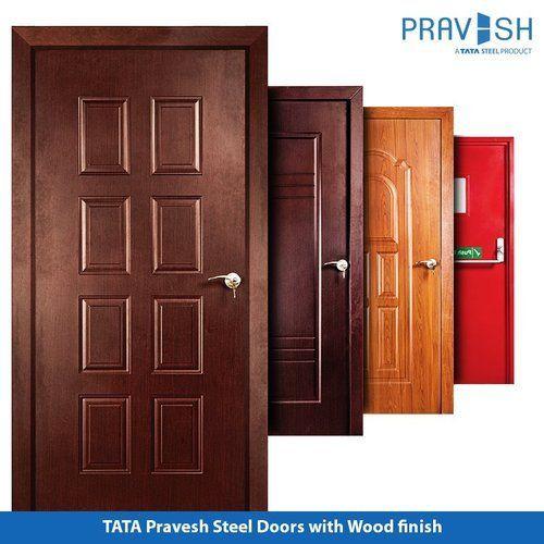 Steel Doors & Steel Doors Steel Doors - VNC Electrodes Chennai | ID: 13365248473