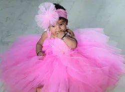 Pink Girl Baby Tutu Dress