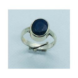 Blue Sapphire Neelam Ring