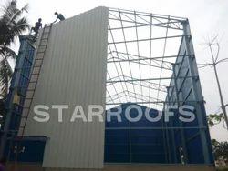 Badminton Court Shed Contractors