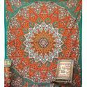 Cotton Mandala Tapestry