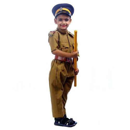 Kids Boys Police Costume  sc 1 st  IndiaMART & Kids Boys Police Costume at Rs 500 /set | Drama Dress | ID: 16408970912