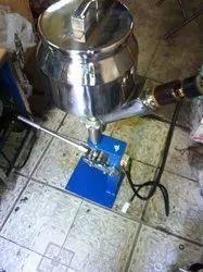 Manual Balm Filling Machine