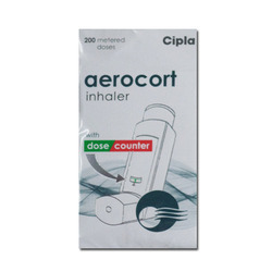 Aerocort Inhalers