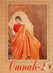 YNF Omnah Vol-2 Silk Saree