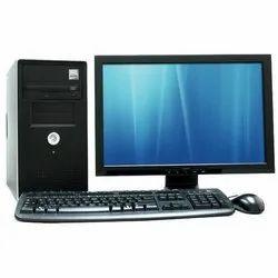 Desktop Computer, Screen Size: 17