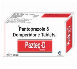 Pantoprazol 40mg Domperidone 10mg