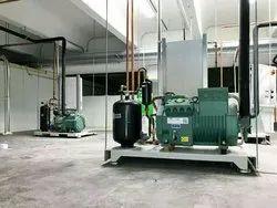 Daikin Zanotti Unit, for Cold Storage