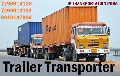 Transport Services, Mumbai, JK Transportation India   ID