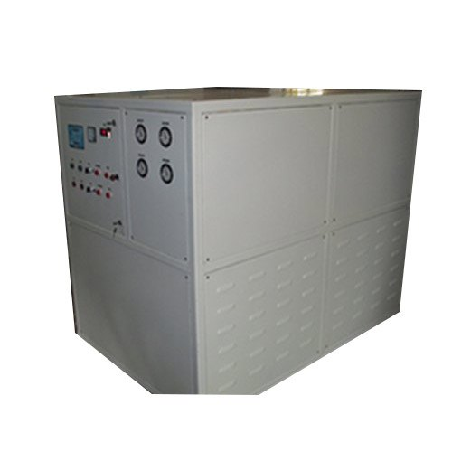 MS Three Phase Air Cooled Brine Chiller