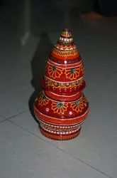 Conework Wedding Decorated Pot