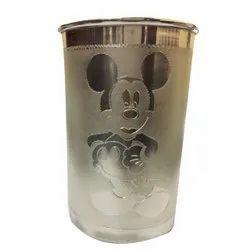 Silver Kids Glass