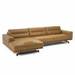 Designer Modular Sectional Sofa Set, Size: 9X4.5 Feet