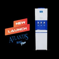 Atlantis Big Hot and Cold Floor Standing Water Dispenser
