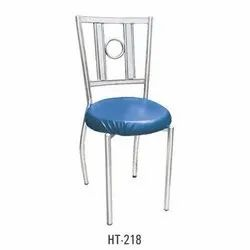 Blue Cafeteria Chair