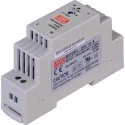 Mean Well DR-15-5 Single Output DIN Rail Switching Power Supply