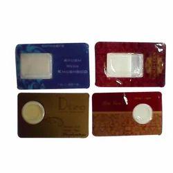 Multicolor Coin Card