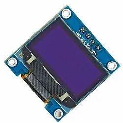 0.96 Inch 4 pin 128x64 Blue OLED Display Module