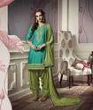 Latest Designer Attractive Patiala Salwar Suit