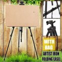 Painting Metal Artist Display Easel Stand