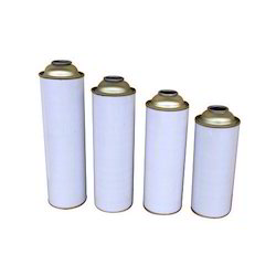 Metal Spray Cans