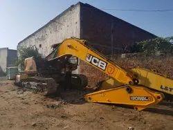 JCB JS 205 LC Excavator Spare Parts